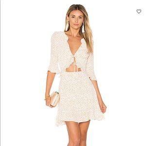 Beautiful FOR LOVE AND LEMONS Nostalgic Dress